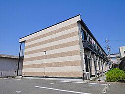JR片町線(学研都市線) 木津駅 徒歩5分の賃貸アパート