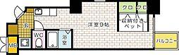 富士見町ビル--[802号室]の間取り