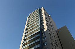 UURコート札幌南3条プレミアタワー[15階]の外観