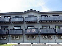 ハウスナカザワF棟[2階]の外観