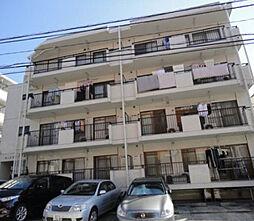 マンションウイステリア[4階]の外観