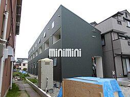 (仮称)吉田様稲永一丁目賃貸住宅[1階]の外観