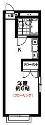北八王子駅 2.9万円