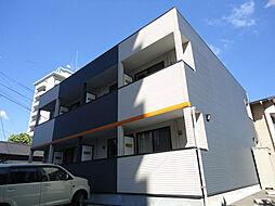 プランドール三萩野[2階]の外観