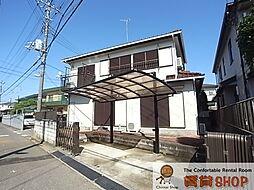 [一戸建] 千葉県船橋市宮本8丁目 の賃貸【/】の外観