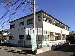 栃木県宇都宮市川俣町の賃貸アパートの外観
