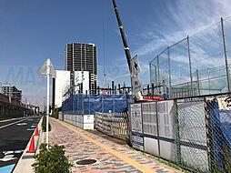 (仮称)東大阪市シャーメゾン岩田町1丁目[203号室]の外観
