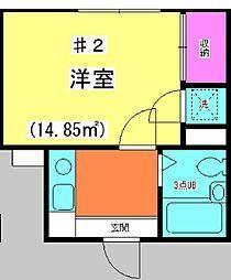 茅ヶ崎駅 4.3万円