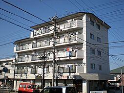 愛知県名古屋市名東区八前2丁目の賃貸マンションの外観
