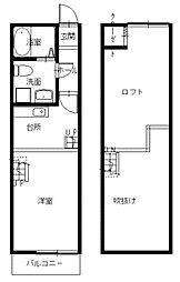 昭和町通駅 4.3万円