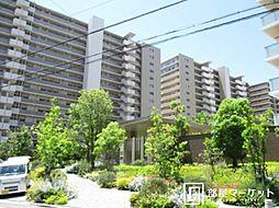 愛知県岡崎市上六名3丁目の賃貸マンションの外観