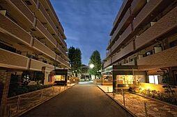 リヴシティ新宿壱番館[1階]の外観