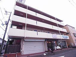 橋喜ハイツ 1号館[2階]の外観