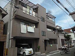 兵庫県尼崎市長洲中通2丁目の賃貸マンションの外観
