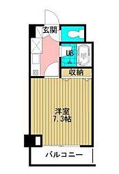 協和ビル[2階]の間取り
