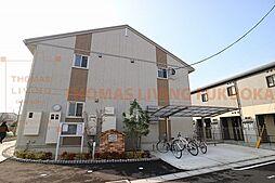 佐賀県鳥栖市宿町の賃貸アパートの外観