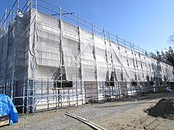 ヒルズ聖籠Duplex[1階]の外観
