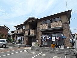 兵庫県姫路市広畑区蒲田2の賃貸アパートの外観