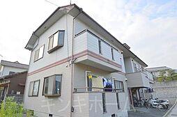 広島県広島市安芸区船越3丁目の賃貸アパートの外観