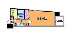 ZOOM調布(ズーム調布)[6階]の間取り