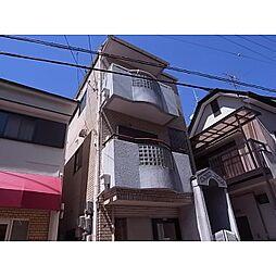 奈良県生駒市俵口町の賃貸マンションの外観