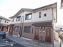 兵庫県姫路市御国野町国分寺の賃貸アパートの外観