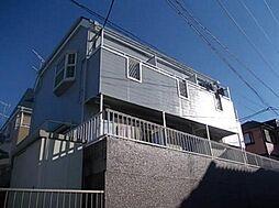 千葉県八千代市八千代台北9丁目の賃貸アパートの外観