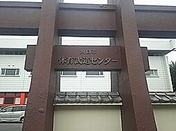 スポーツ施設川口市役所 体育武道センター まで1002m