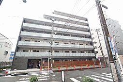 神奈川県横浜市鶴見区鶴見中央3丁目の賃貸マンションの外観