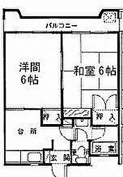 宮崎県宮崎市清武町船引の賃貸アパートの間取り