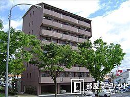 愛知県豊田市神田町2丁目の賃貸マンションの外観