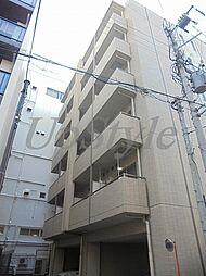 東京都墨田区千歳2丁目の賃貸マンションの外観