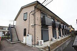 アムール江戸川台[2階]の外観
