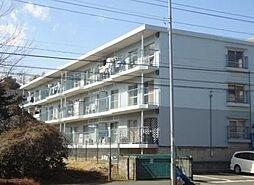 神奈川県横浜市青葉区元石川町の賃貸マンションの外観