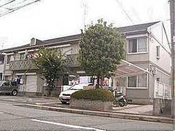 京都府京都市北区大将軍南一条町の賃貸アパートの外観
