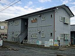 鈴木ハイツ C棟[101号室]の外観