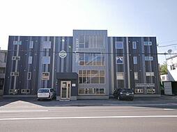 北海道札幌市北区新琴似十二条1丁目の賃貸マンションの外観