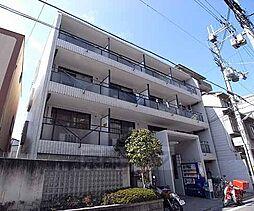 京都府京都市上京区小川通一条上る革堂町の賃貸マンションの外観