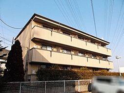 神奈川県相模原市緑区橋本4丁目の賃貸アパートの外観