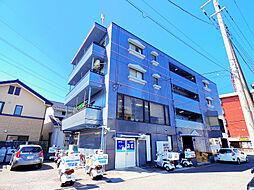 埼玉県富士見市関沢2丁目の賃貸マンションの外観