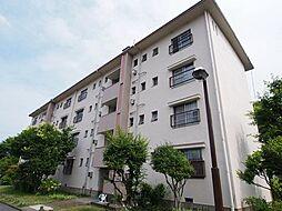 香里ケ丘住宅第11号棟[2階]の外観