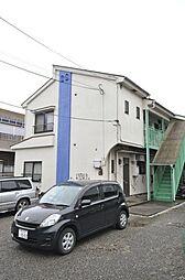 コーポ伊賀谷[105号室]の外観