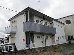 本山ハイツ[101号室]の外観