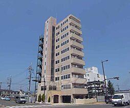 京都府京都市南区吉祥院西ノ茶屋町の賃貸マンションの外観