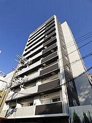 ジュネーゼ京町堀パークサイド[12階]の外観