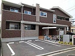 愛媛県松山市姫原3丁目の賃貸アパートの外観