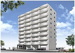 仮称)港3丁目マンション新築工事[3階]の外観