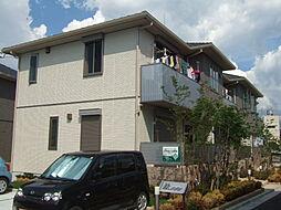 IKメゾン[1階]の外観