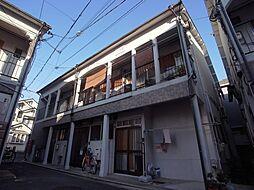 白芳荘17号館[2階]の外観