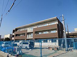 サニーレジデンス稲田本町[1階]の外観
